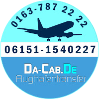 Taxi Flughafentransfer Darmstadt